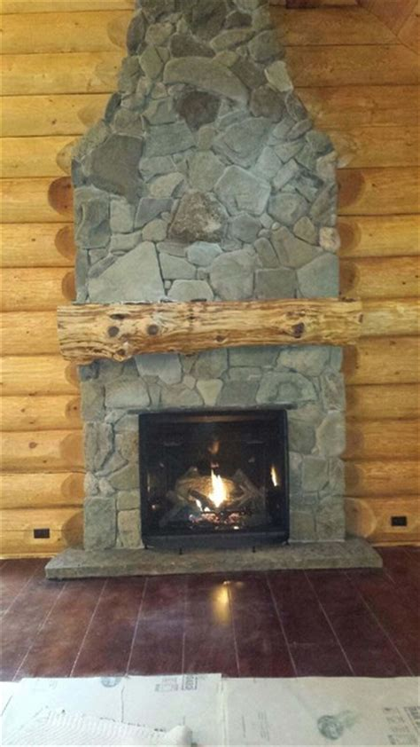 direct vent gas fireplaces traditional rustic