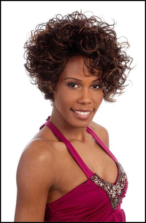 s curl hair styles for blackwomen 60 short curly hairstyles for black woman page 4 of 5