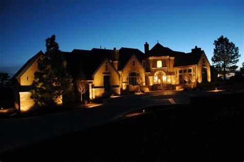 Landscape Well Light Denver Outdoor Lighting Outdoor Lighting Perspectives