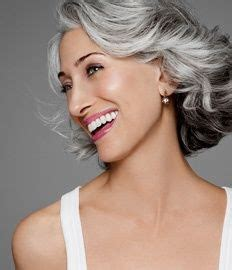 salt and pepper hair for women over 50 1000 images about hairstyles on pinterest gray hair