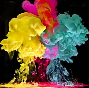 mixing of paint in water color bombs xcitefun net