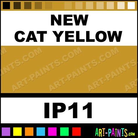 cat yellow industrial metal  metallic paints ip  cat yellow paint  cat