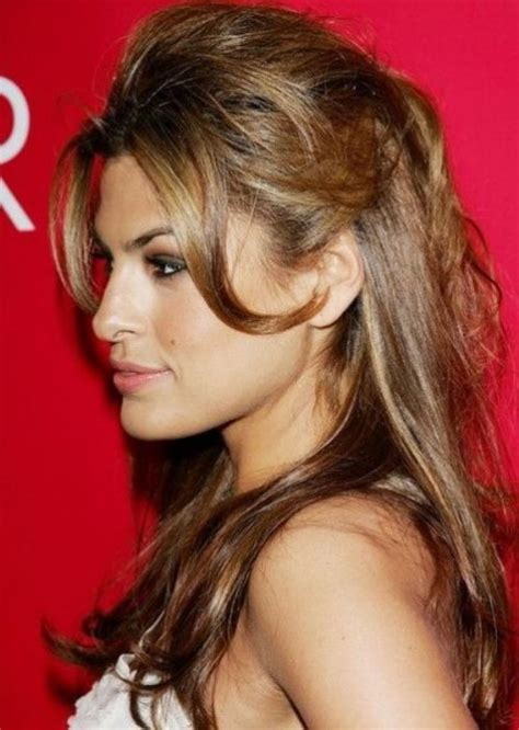 voluminous half up half down hairstyles 30 best half up half down hairstyles herinterest com