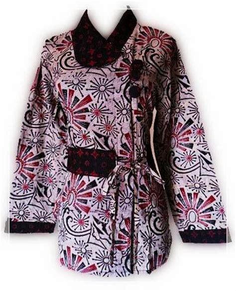 Model2 Baju Tidur baju batik modern holidays oo
