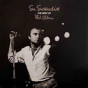 best of phil collins phil collins su sussudio the best of vinyl lp at