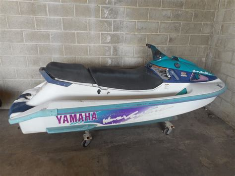 yamaha boats salt lake city 1995 yamaha boats wave venture pwc power boat for sale