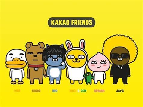 Termurah Pulpen Kakao Talk Friends มาร จ กก บต วการ ต น Kakao Friends และของใช ส ด