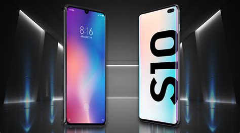 Samsung Galaxy S10 June Update by Samsung Galaxy S10 Vs Xiaomi Mi 9 Specifications Comparison Of The 2019 Flagships Technology