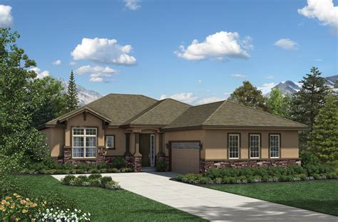 the sonterra is a luxurious toll brothers home design available at broomfield co active adult community anthem ranch by