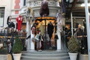 elaborate halloween decorations give a scare on the upper east side upper east side local