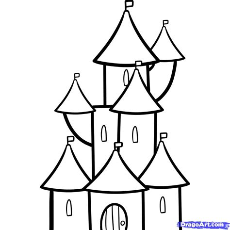 How to draw a castle for kids step 6 1 000000065755 5 jpg