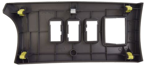 2004 2008 toyota solara lower lh dash panel dark stone gray new oem 55302aa030b0 factory oem parts 2004 2008 toyota solara lower dash panel dark stone new oem 5542206021b0 factory oem parts