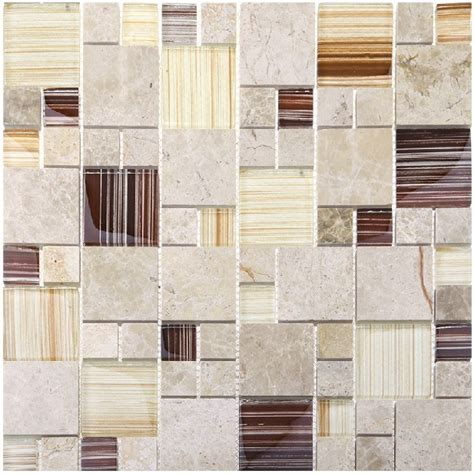 marble mosaic tile glass mosaic kitchen tile