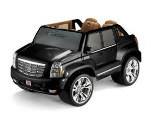 Toddler Cadillac Escalade Cadillac Escalade Fisher Price Butler Auto S