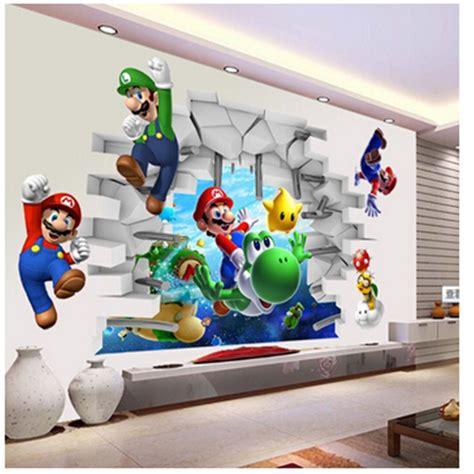 Mario Home Decor by Popular Mario Bros Room Buy Cheap Mario Bros Room Lots