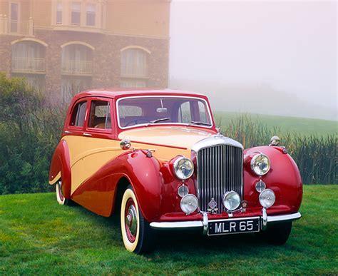 bentley maroon harold radford car stock photos kimballstock