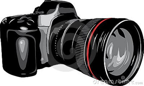 dslr camera clipart