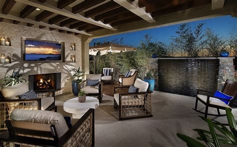 California Rooms by This Outdoor California Room Is For Entertaining