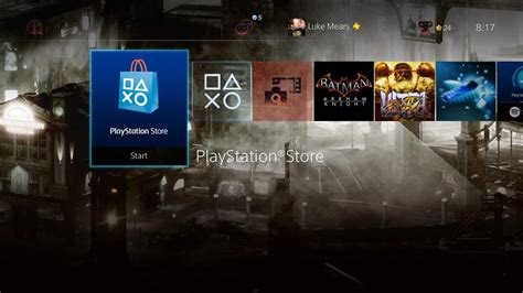 ps4 themes batman batman arkham knight gets a gorgeous new ps4 theme free