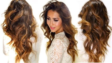 hair color at home how to color hair at home caramel brown ombre