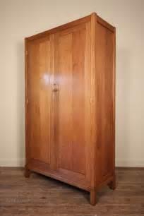 heals letchworth oak wardrobe antiques atlas