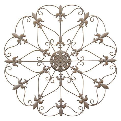 three hands home decor three hands gray metal wall decor 80205 the home depot