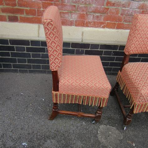 antique dining room chairs ireland set of four antique dining chairs antiques atlas