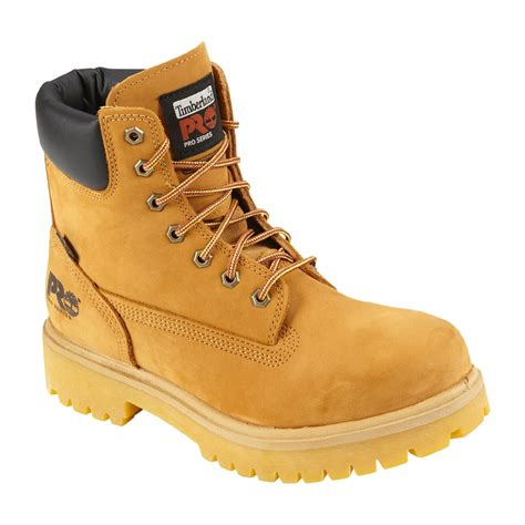 sears timberland boots timberland pro s work boot 6 quot direct attach waterproof