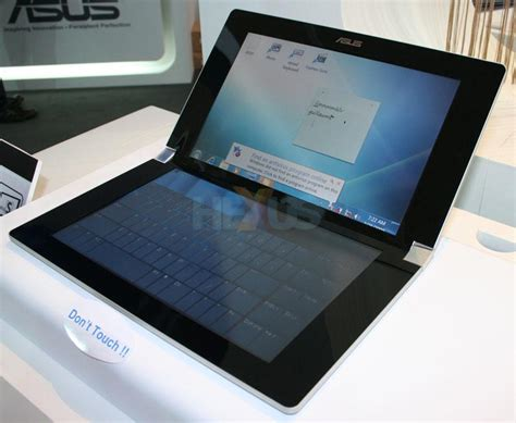 Notebook Asus Eee Book X205ta asus eee book concept is this the future of notebooks laptop news hexus net