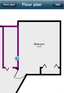 room floor plan app measuring floor plans with your phone review of the