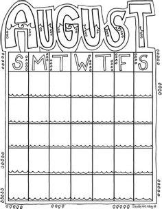 cute printable calendars im thinking  students  home folders   organized