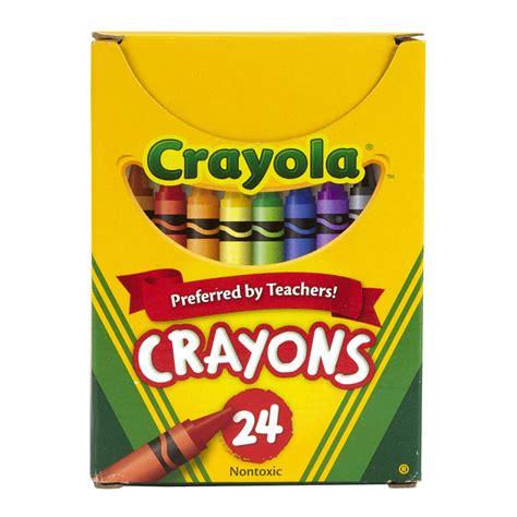 crayola regular size crayon 24pk schoodoodle classroom