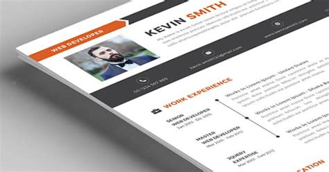 Great Formatted Resumes by Great Resume Layout That Is Well Formatted And Clean For