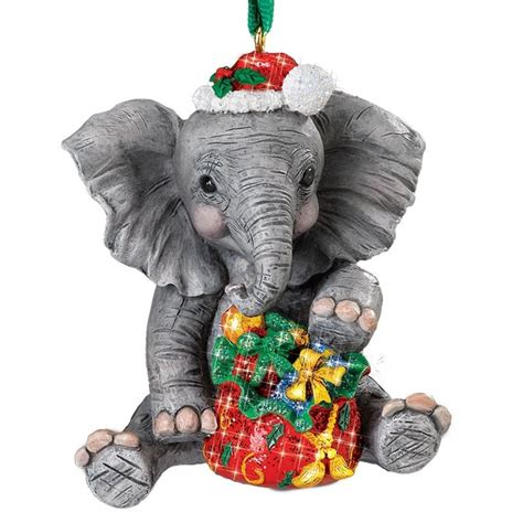Images Of Christmas Elephants | elephants elephants ornaments pinterest