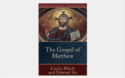 the gospel of matthew through new volume one jesus as israel books the gospel of matthew coauthored with curtis mitch