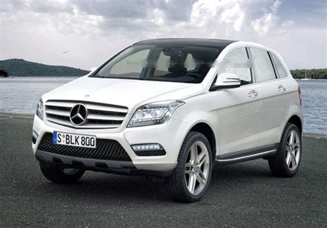Mercedes Small Suv by New Small Suv Mercedes Blk Planned For 2011 It S