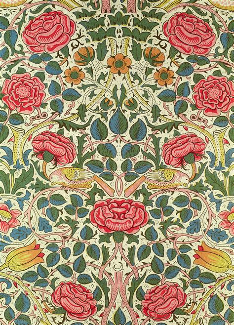pattern making in art and craft rose william morris the white cube diaries