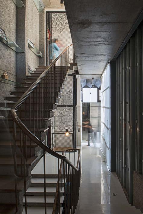 collage house  sps architects mumbai urdesignmag