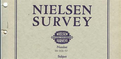 Nielsen Surveys For Money - nielsen survey image mag