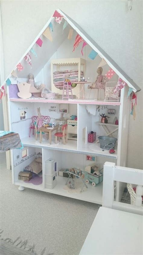 bunny doll house house diy and crafts and girls on pinterest