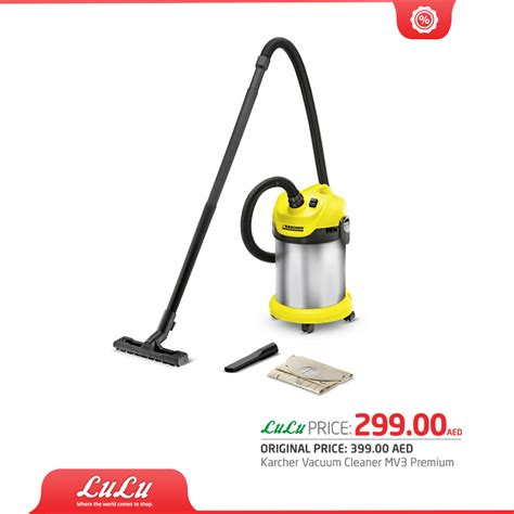 Vaccum Cleaner Offers karcher vacuum cleaner offer at lulu hypermarket