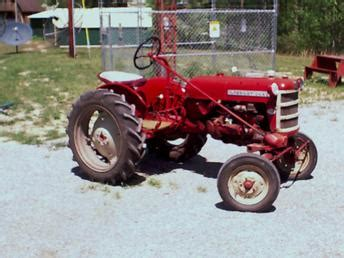 1959 International Cub Lo Boy Tractorshed Com