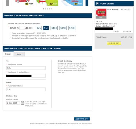 Use Bestbuy Gift Card To Pay Credit Card - how to use a visa gift card online for partial payment infocard co