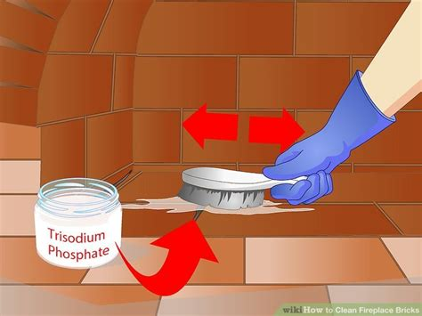 removing soot from fireplace brick cleaning soot from fireplace fireplace ideas