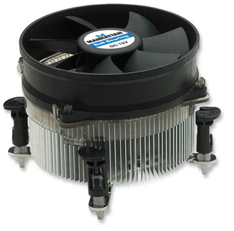 manhattan products socket lga 775 cpu cooler 703376