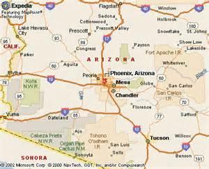 mesa arizona metro wall phoenixmaps