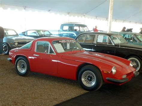 Tvr Meaning Russo And Scottsdale 2013 Auction Report