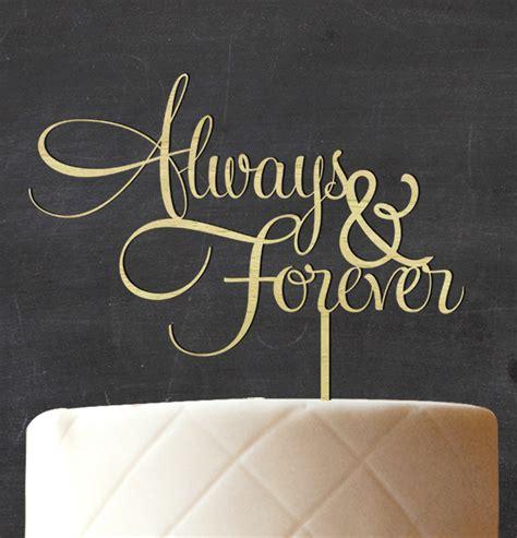 forever wholesale wedding always forever custom wedding cake topper personalized