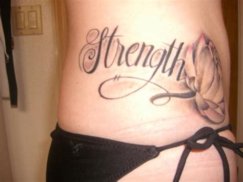 flower tattoo representing strength 69 incredible strength tattoos