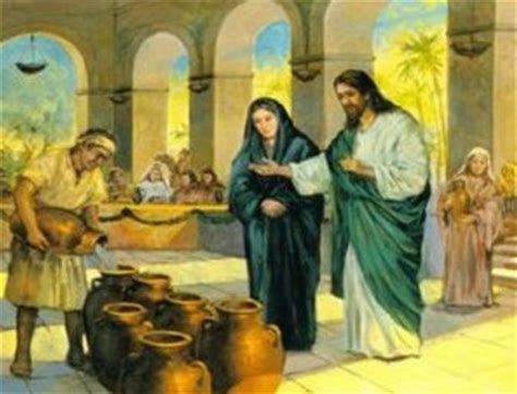 Wedding Of Cana Story by Wedding At Cana Franciscans Of